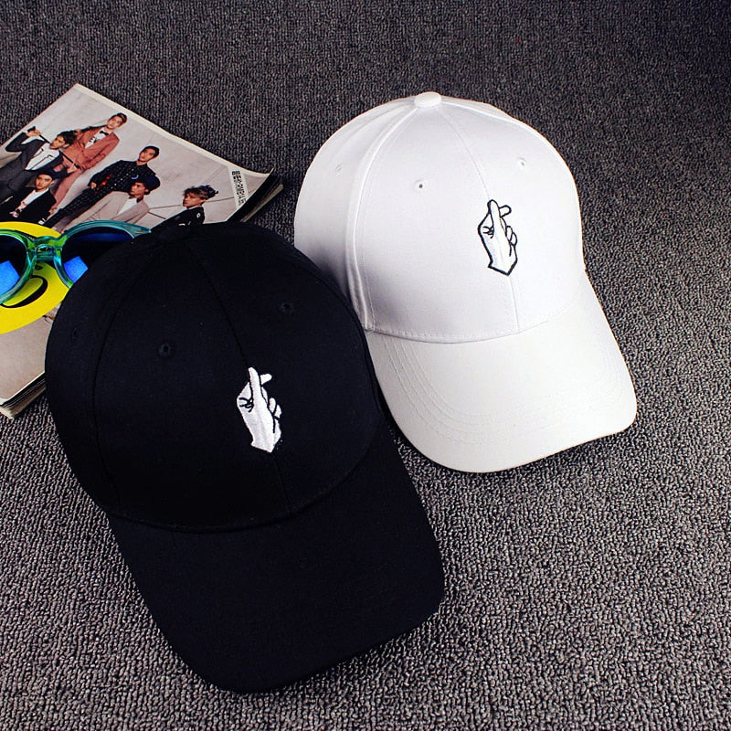 Finger Golf Cap Unisex.