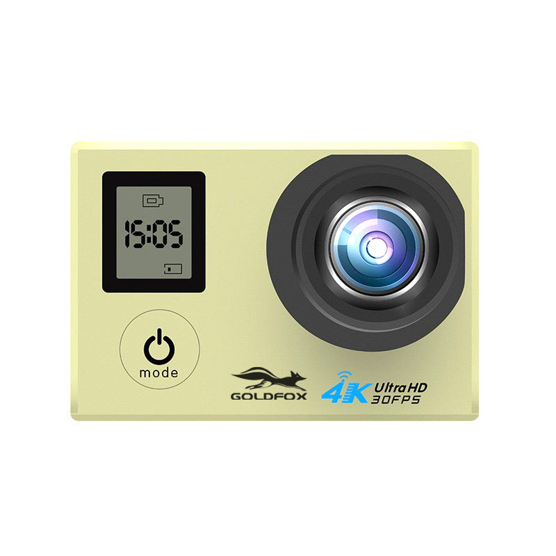 Action Camera 4K 16MP Wifi Dual Screem Waterproof.