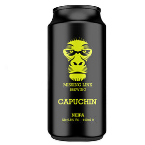 CAPUCHIN NEW ENGLAND IPA 440ML 6.8%