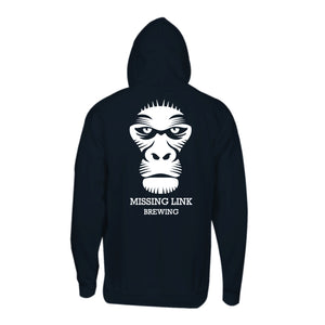 Missing Link Brewing Hoodie Black