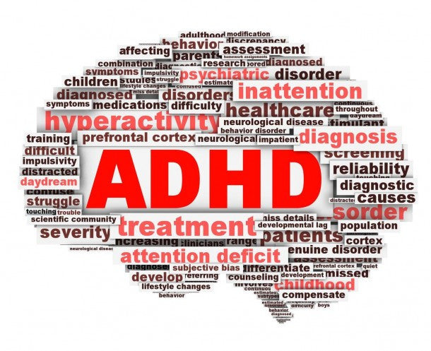 Is ADD (and ADHD) making you madd and sadd?  How DHA and EPA can help.