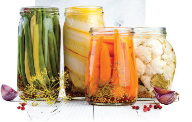 Fermented Foods for Better Nutrition