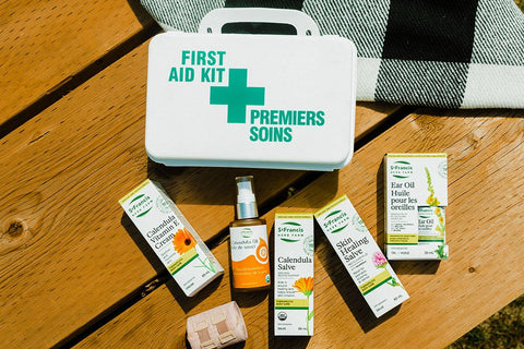 Your Herbal First Aid Kit