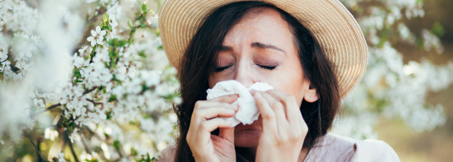 How to naturally relieve seasonal allergy symptoms