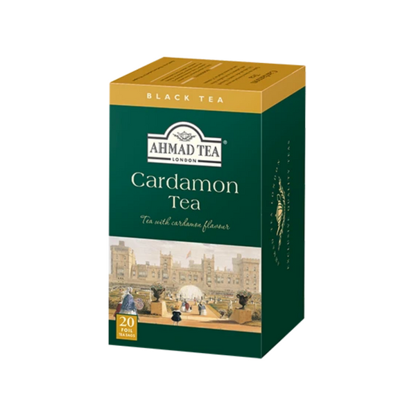 Ahmad Cardamom Tea 500G Loose Tea Packet