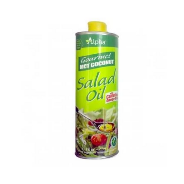 Alpha MCT Salad Oil 1L*