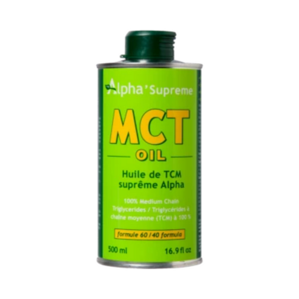 Alpha Supreme MCT Oil 500ml*
