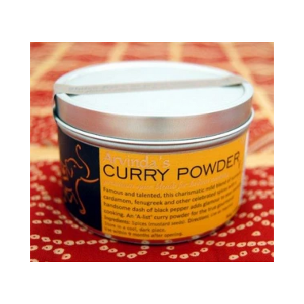 Arvinda's Curry Powder
