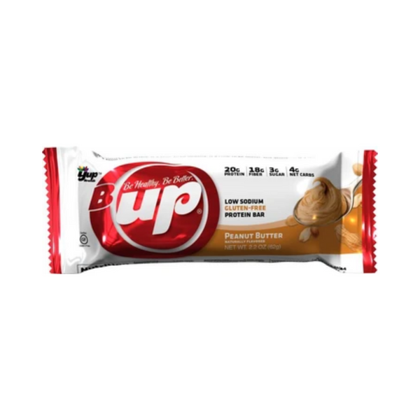 B-UP Be Healthy Peanut Butter Protein Bar
