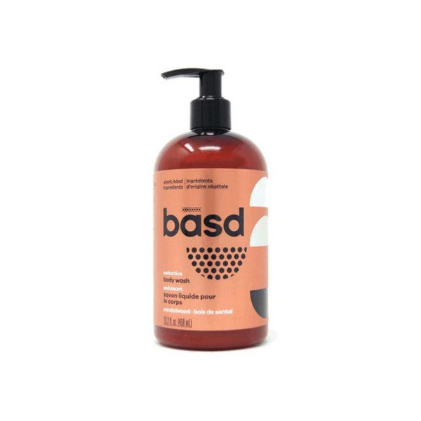 Basd Body Wash Sandalwood