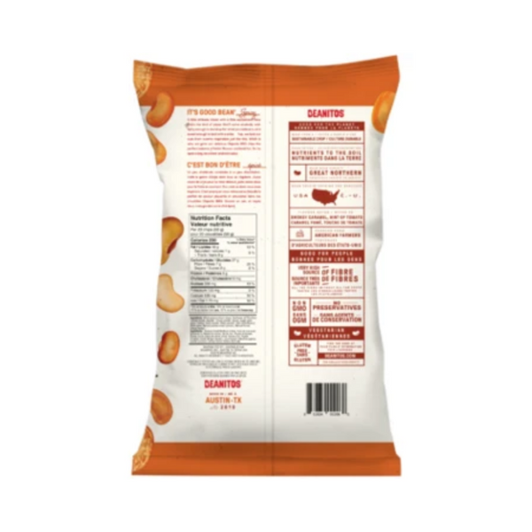 Beanitos Chipotle BBQ White Bean Chips