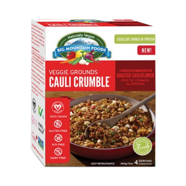 Big Mountain Cauli Crumble 340G