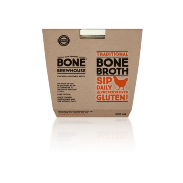 Bone Brewhouse Traditional Chicken Bone Broth