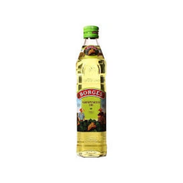 Borges Grapeseed Oil 500ML