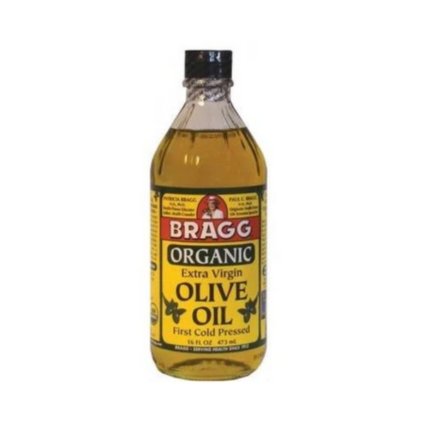 Bragg Organic Extra Virgin Olive Oil  473ML