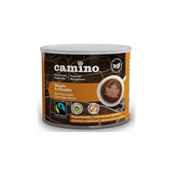 Camino Organic Maple Hot Dark Chocolate 275G