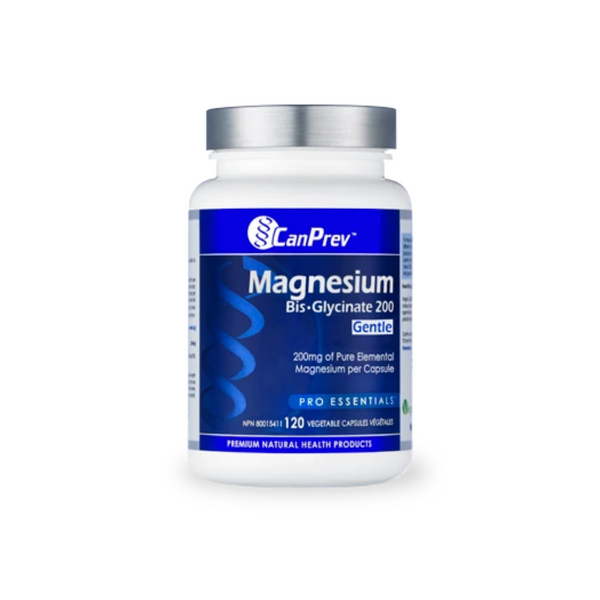 CanPrev Magnesium Bis-Glycinate 200 Gentle 90+30Vcaps