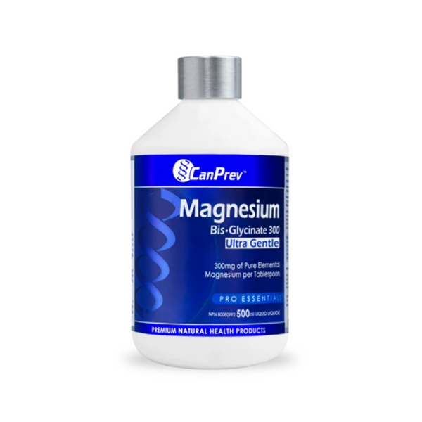 CanPrev Magnesium Bis-Glycinate 500ml