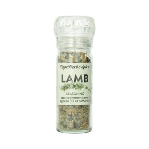 Cape Herb & Spice-Table Top Lamb Seasoning 62G