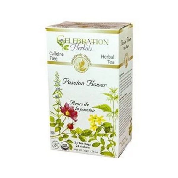 Celebration Herbals Passion Flower Tea 24 bags