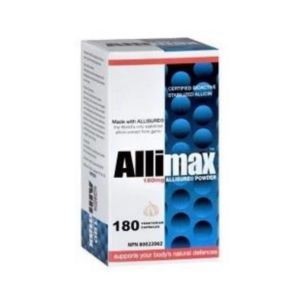 CLM ALLIMAX 180Vcaps