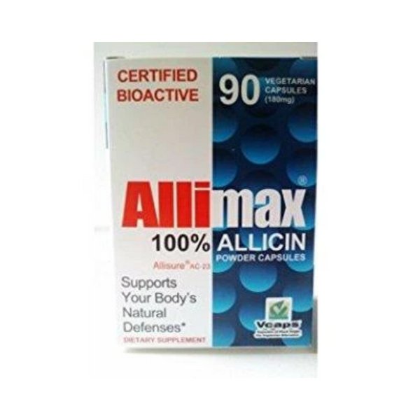 CLM ALLIMAX 90Vcaps