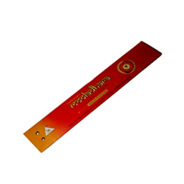 Colour Energy Mooladhar Chakra Incense Sticks