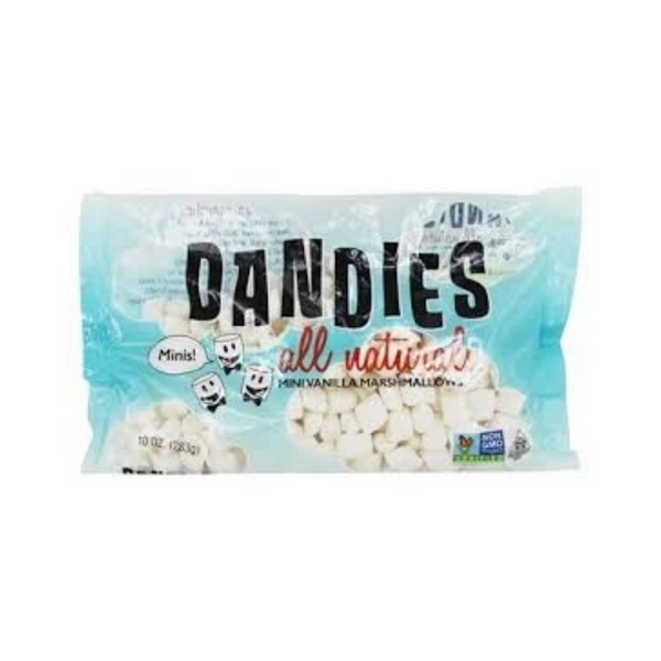 Dandies All Natural Mini Marshmallows Vanilla 283G
