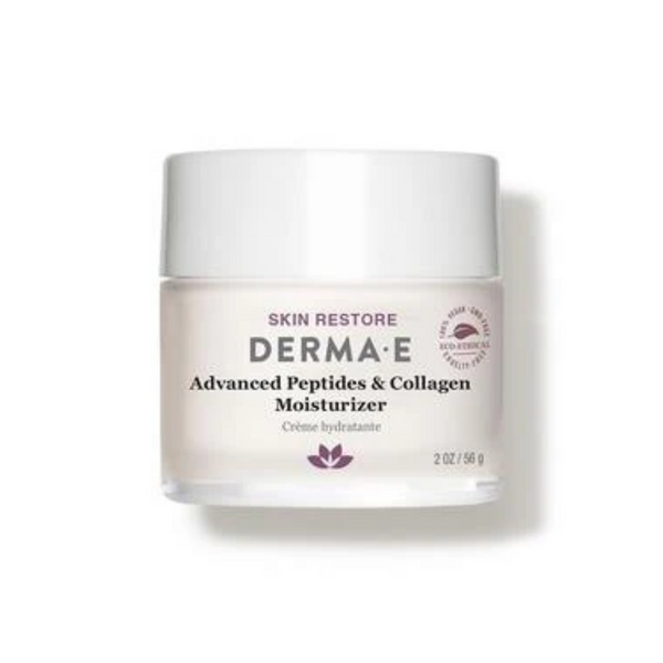 Derma E Advanced Peptides & Collagen Moisturizer 56G