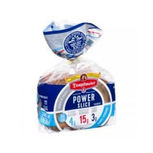 Dimpflmeier Keto Power Slice Bread 400G