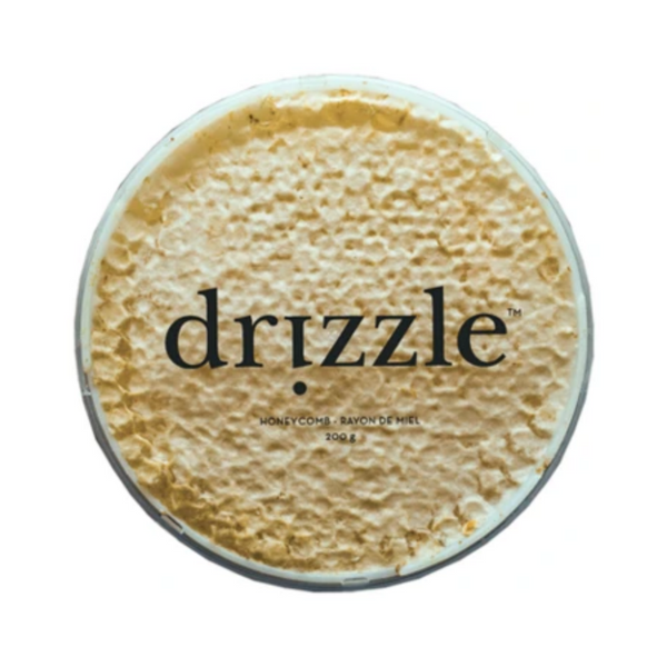 Drizzle Raw Honeycomb 200G