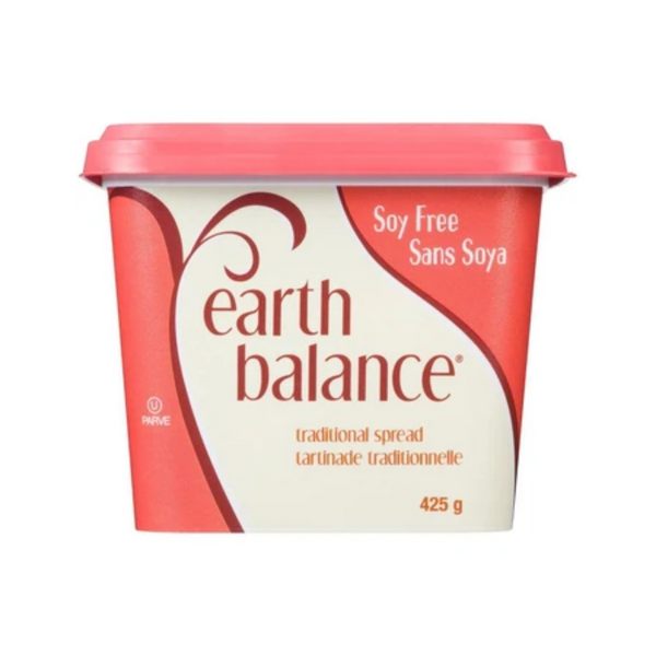 Earth Balance Soy Free Traditional Buttery Spread 425G