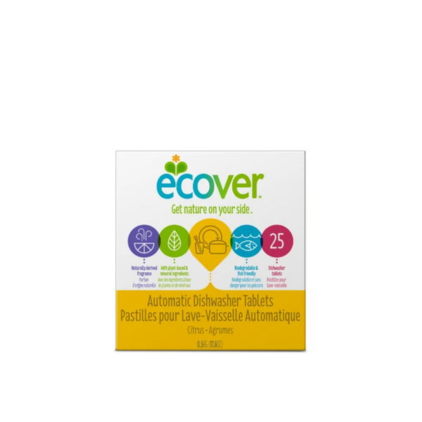 Ecover Dishwasher 25tabs