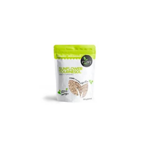 Elan Organic Sunflower Seeds 200G