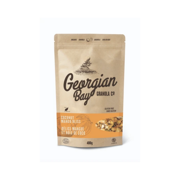 Georgian Bay Granola Company COCONUT MANGO BLISS 400G