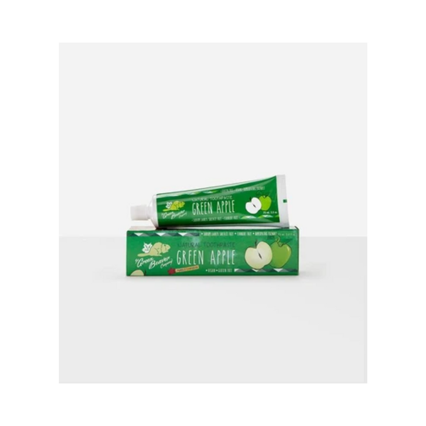 Green Beaver Green Apple Natural Toothpaste 75ML