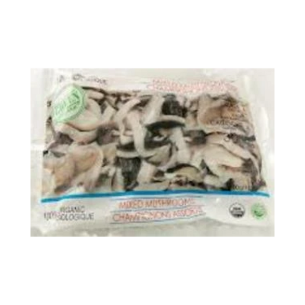 Green Organics Frozen  Mushrooms Mixed 300G