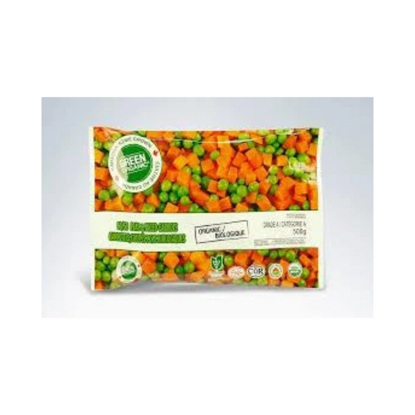 Green Organics Green Organic Frozen Mixed Vegetables 500G