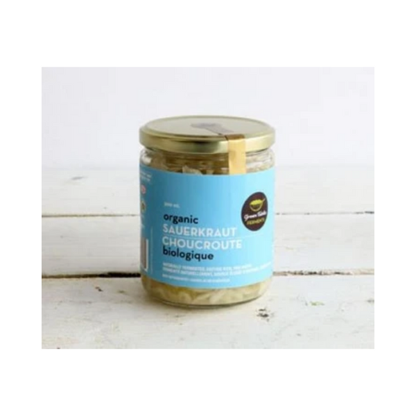 Green Table Organic Sauerkraut 500ML