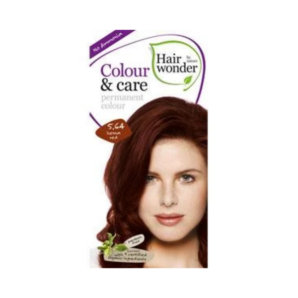 Hair Wonder Colour & Care Henna Red Dye