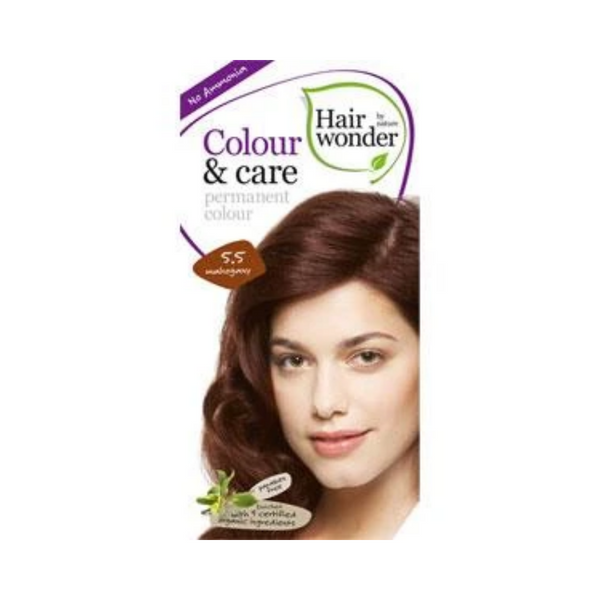 Hair Wonder Colour & Care Mahogany Dye