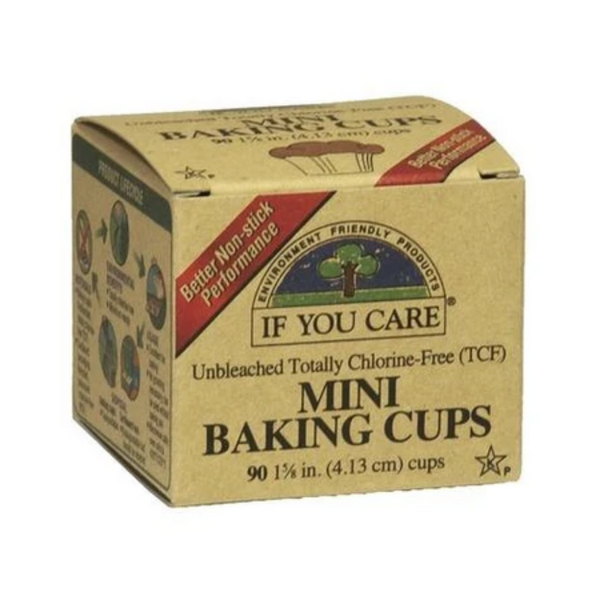 If You Care Baking Cups Mini 90 Cups