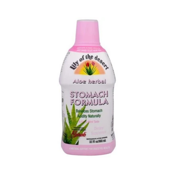 Lily of the Desert Aloe Herbal Stomach Formula 960ML
