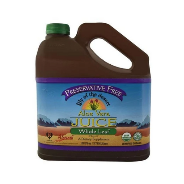 Lily of the Desert Aloe Vera Juice Whole Leaf 3.8L