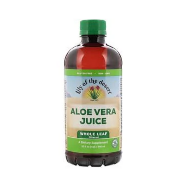Lily of the Desert Aloe Vera Juice Whole Leaf  946ML