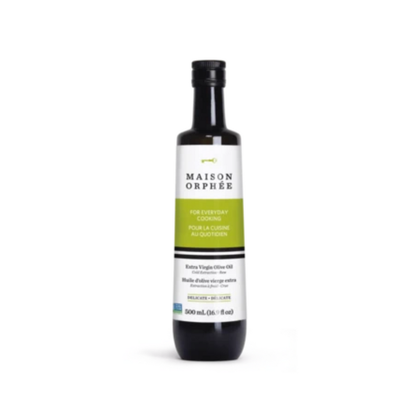 Maison Orphee Extra Virgin Olive Oil Delicate 500ML