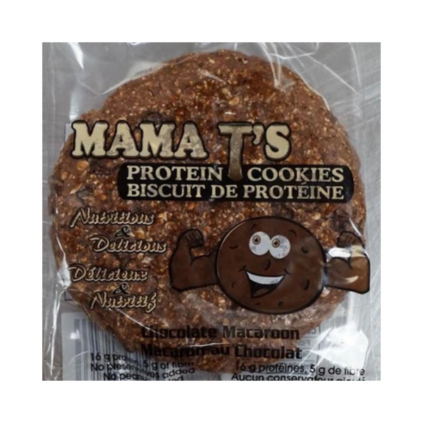 Mama T's Chocolate Macaroon Protein Cookies