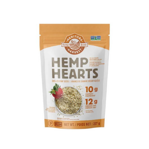 Manitoba Harvest Hemp Hearts 227G