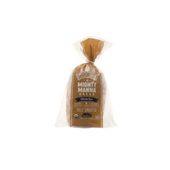 Manna Organics Organic Sprouted Bread Whole Rye No Wheat 400G