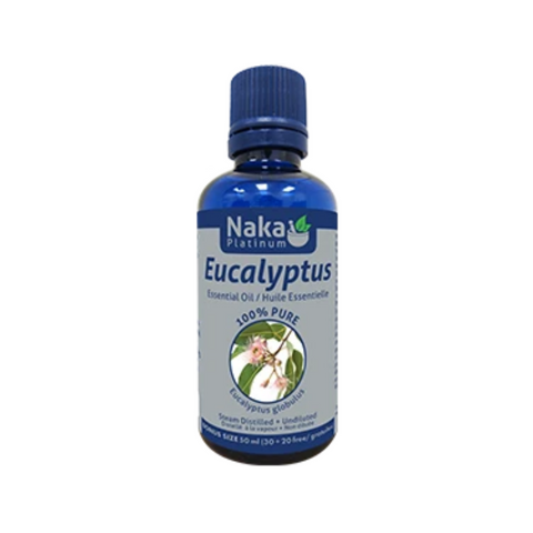 Naka Platinum Eucalyptus Essential Oil 15ml